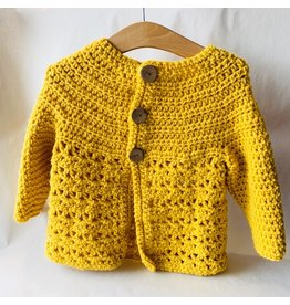 Crochet Cardigan 12 month -2T