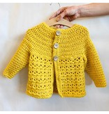 Crochet Cardigan 12 month -2T
