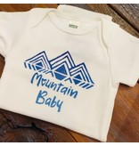 Mountain Baby Onsie