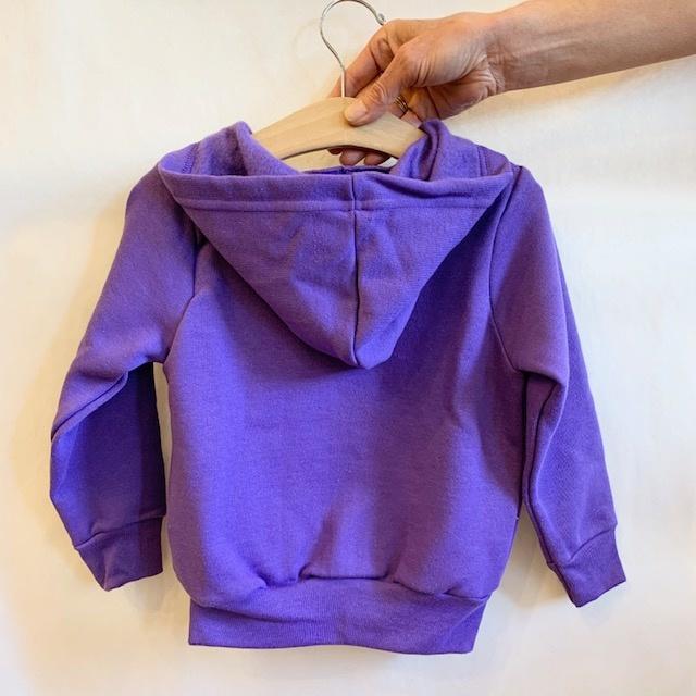 Sweatshirt hoodie - size 2