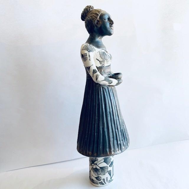 'Gathering Memories' Ceramic Sculpture