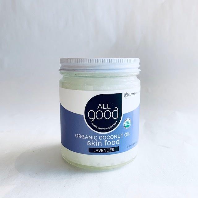 Lavendar Coconut Body Moisturizer