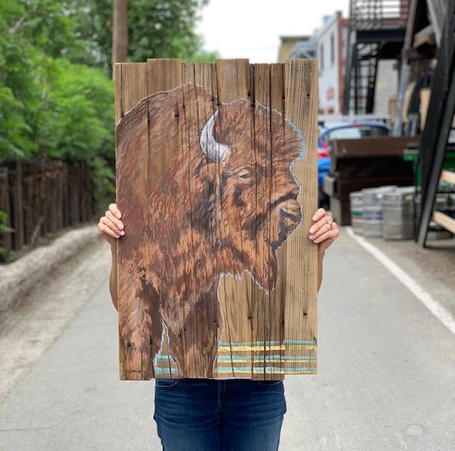 Wilding 'Bison'