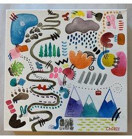 Tahoe Whimsy 10x 10