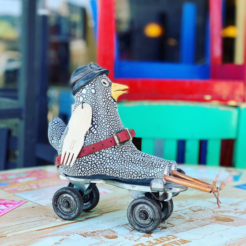 Roller Derby chick