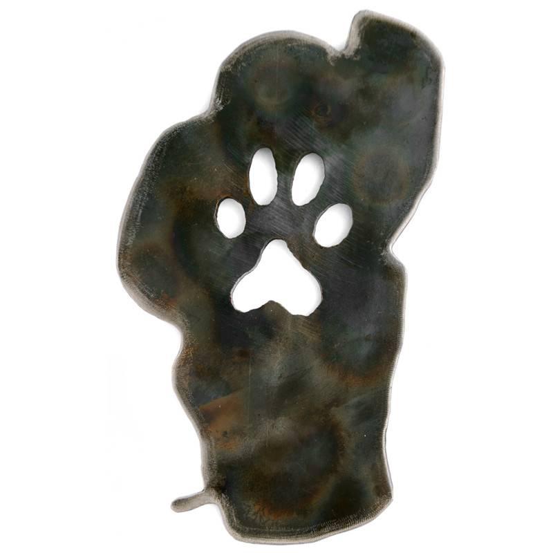 Tahoe Dog Plaque