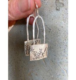 Picture Hanger earrings