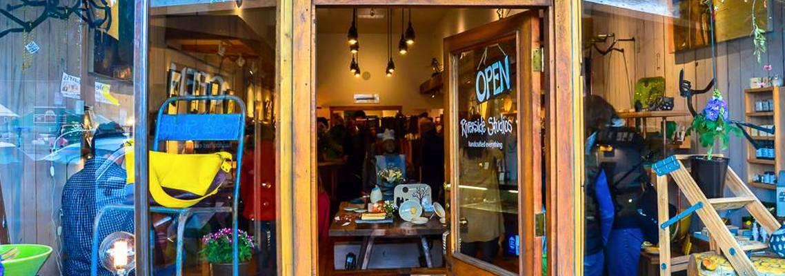 Riverside Studios Open Front Door