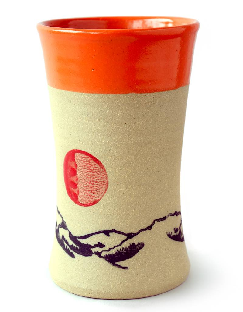 Large Mountain Mug