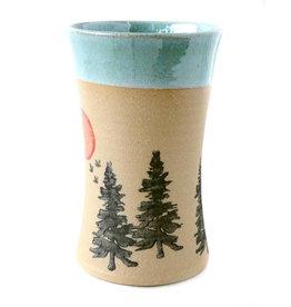 Large Pine Tree Mug