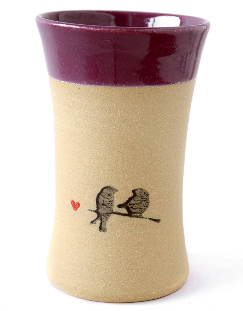 Large Bird Mug