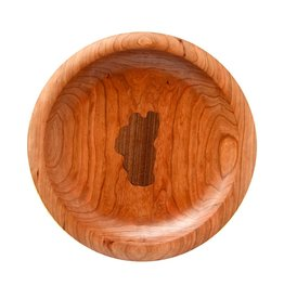 Limited Edition Tahoe Wooden Bowl