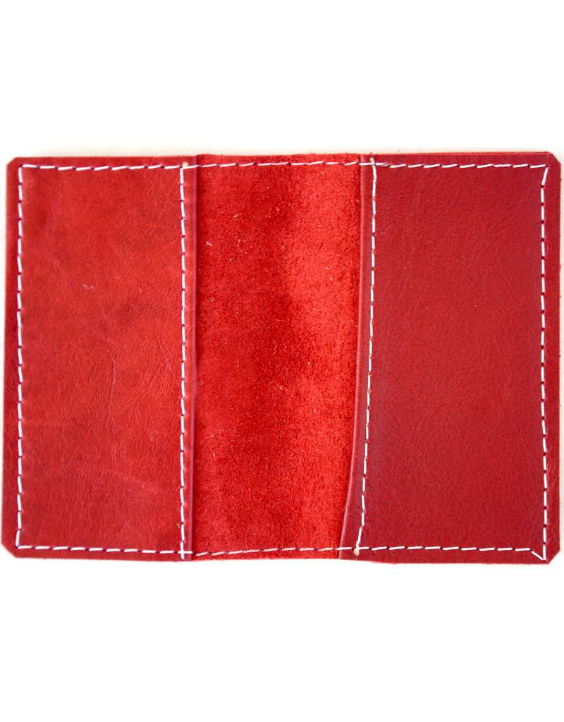 Leather CR Wallet