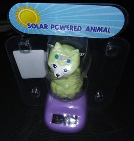 Choice Alpacas Alpaca Solar Bobble Head