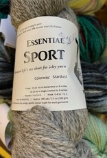 NFP Alpaca Yarn, Sport Wt, NFP, Stardust Gray