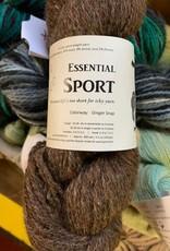 NFP Alpaca Yarn, Sport Wt, GingerSnap, NFP