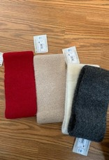 Classic Alpacas Alpaca Headbands, Hv, Brn,Red,iv Gray.Blue,Bl