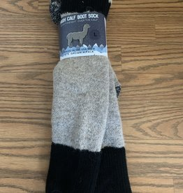 NEAFP Alpaca Socks, Knee Hi Hv Boot L (10-13)Fawn