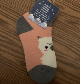Choice Alpacas Alpaca Slumber Socks, pink, One size Fits All
