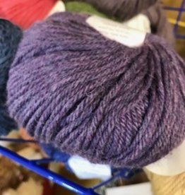 Alpaca Yarn, Royal Heather, DK