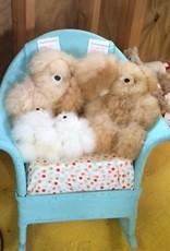 """Alpaca Teddy Bears, Medium 9""""  MIxed Colors"""