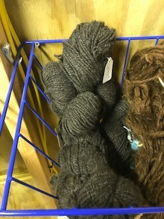 Alpaca Yarn, Beretta, Worsted, Dark Rose Gray 130y