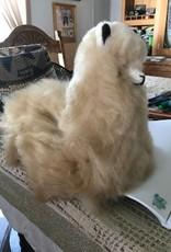 "Andean Art Alpaca Stuffed, 12"" Fawn, Mixed Standing"