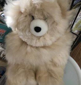 Alpaca Teddy Bear, 12 Inches Beige(11) Gray(1)