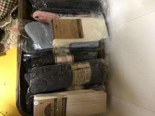 Andean Art Alpaca Socks, Therapeutic Unisex Large Black