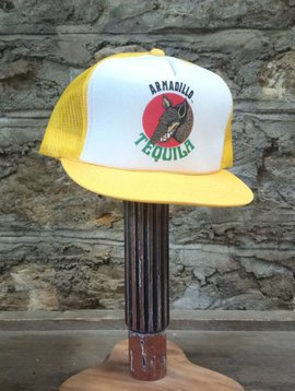 Yellow Armadillo Tequila Hat