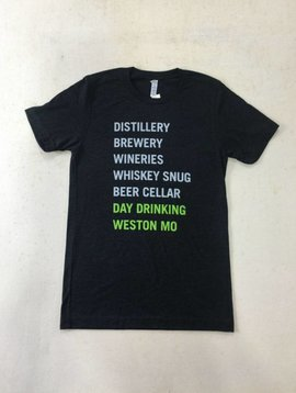 Weston MO Day Drinking Tee