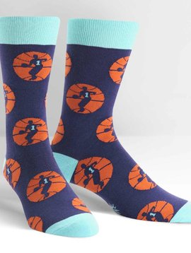 Nothin' But Net Crew Socks