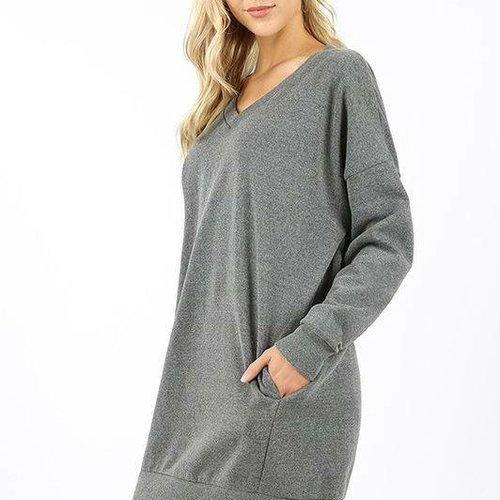 Over Sized Sweatshirt