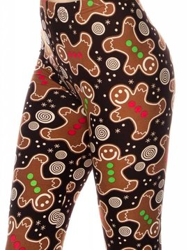 Ginger Bread Legging