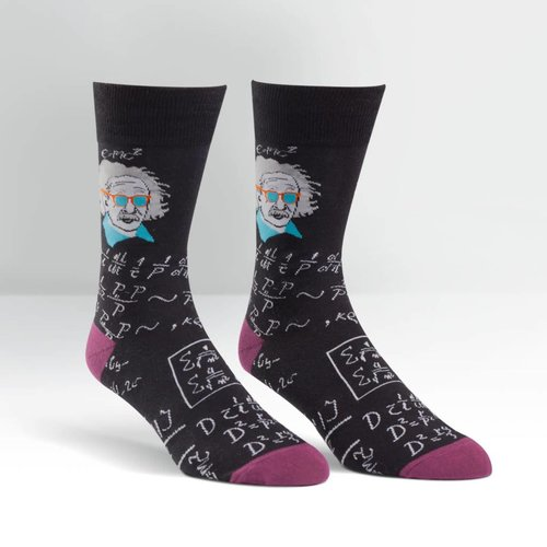Relatively Cool Crew Socks