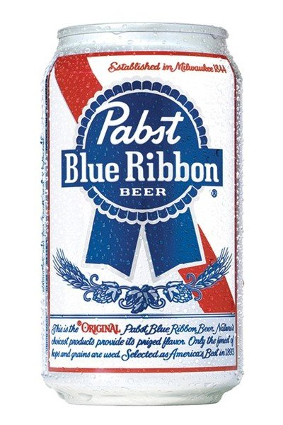 Can of PBR $2