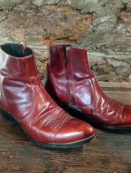 Size 10.5 Men's Cowboy Booties