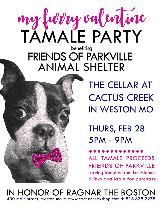Cactus Creek Tamale Party