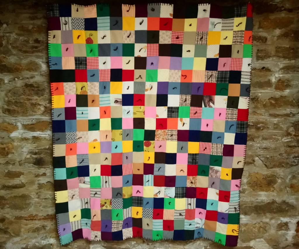 Handmade Patchwork Quilt #2