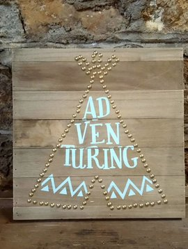Adventuring Wall Decor