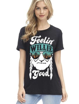 Feelin' Willie Good Top