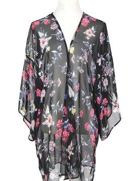 Botanical Kimono