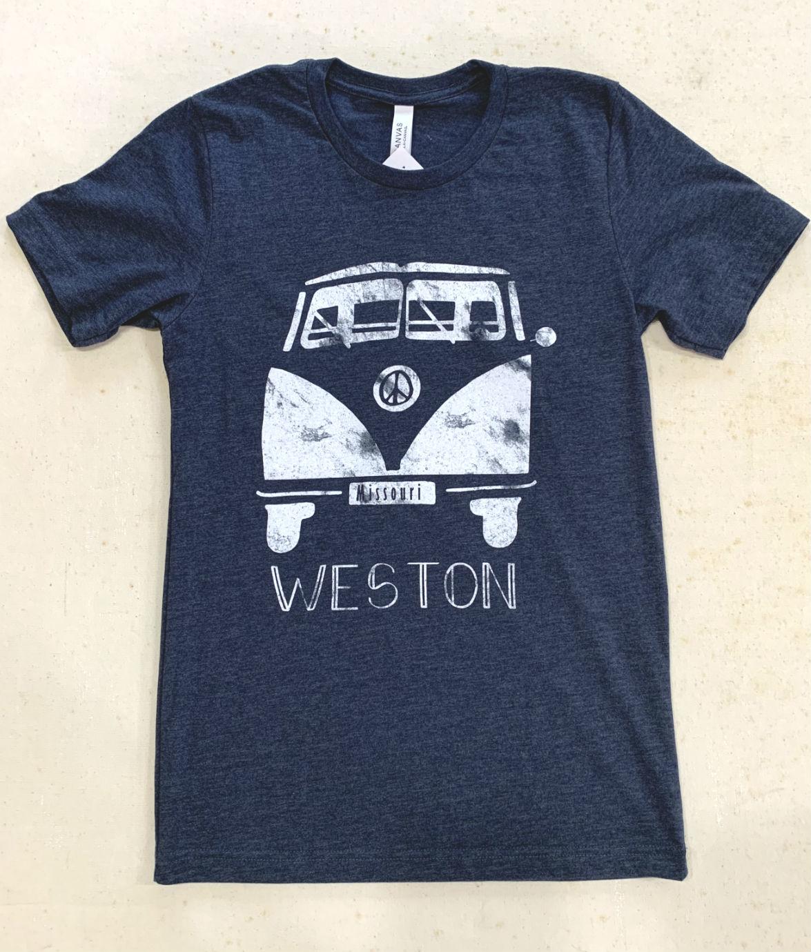 VW Bus Weston Tee