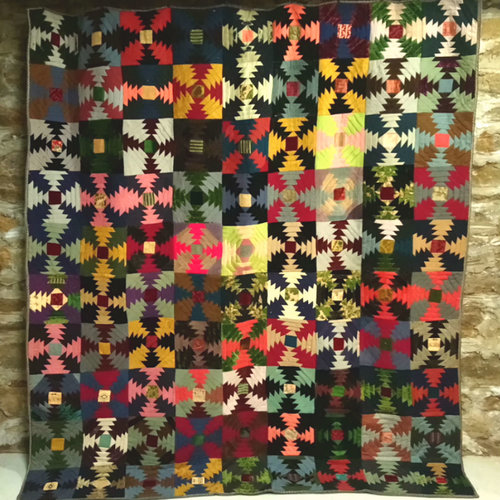 Vintage Pineapple Quilt