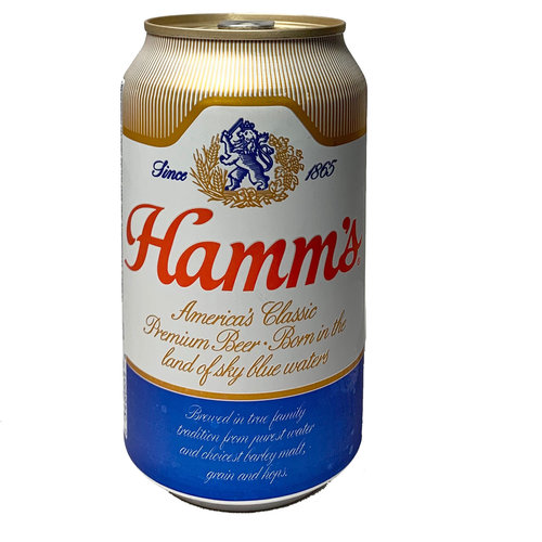 Cactus Creek Can of Hamm's