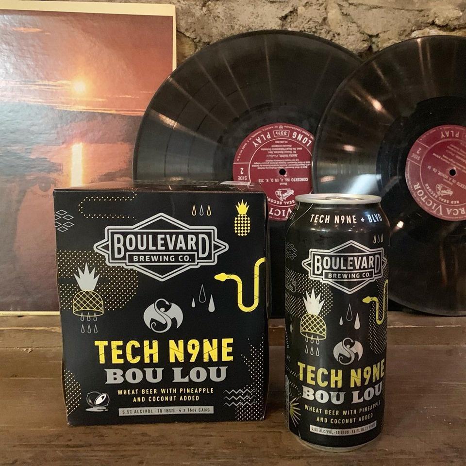 Boulevard Tech N9ne Bou Lou Beer Review