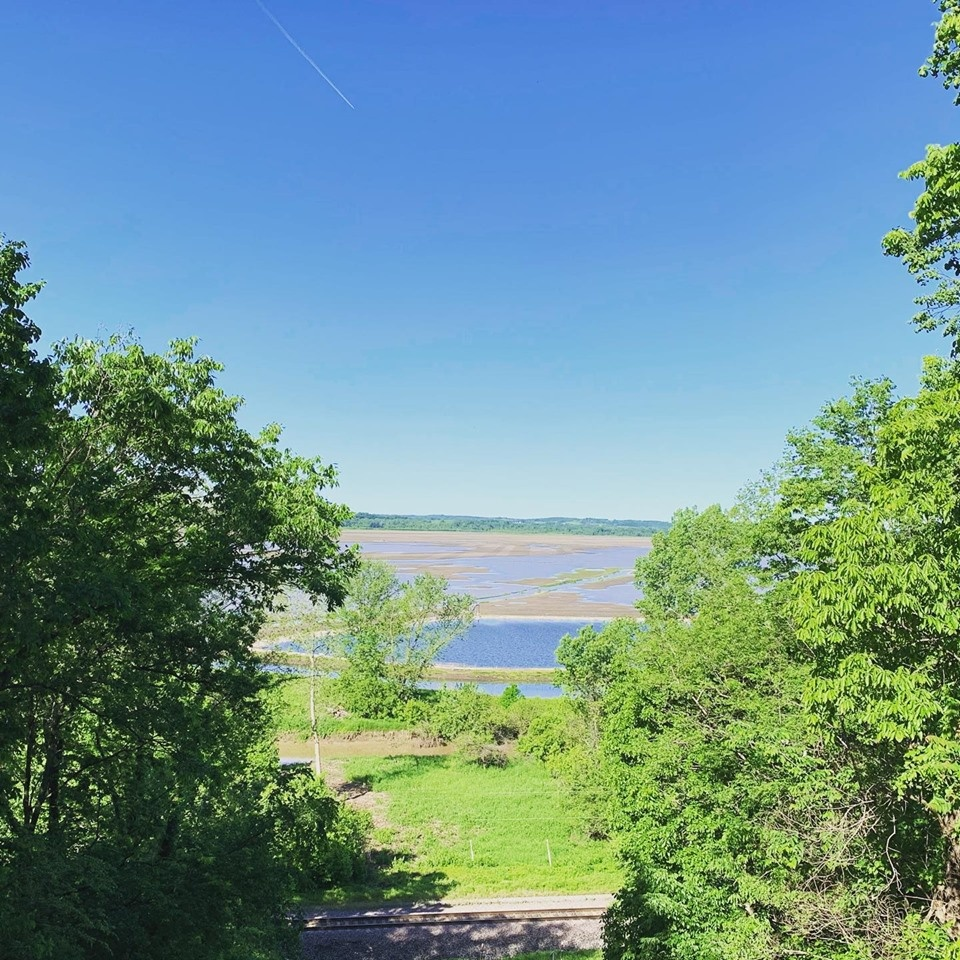 Weston MO Flood 2019 AND Links to Weston Bend State Park