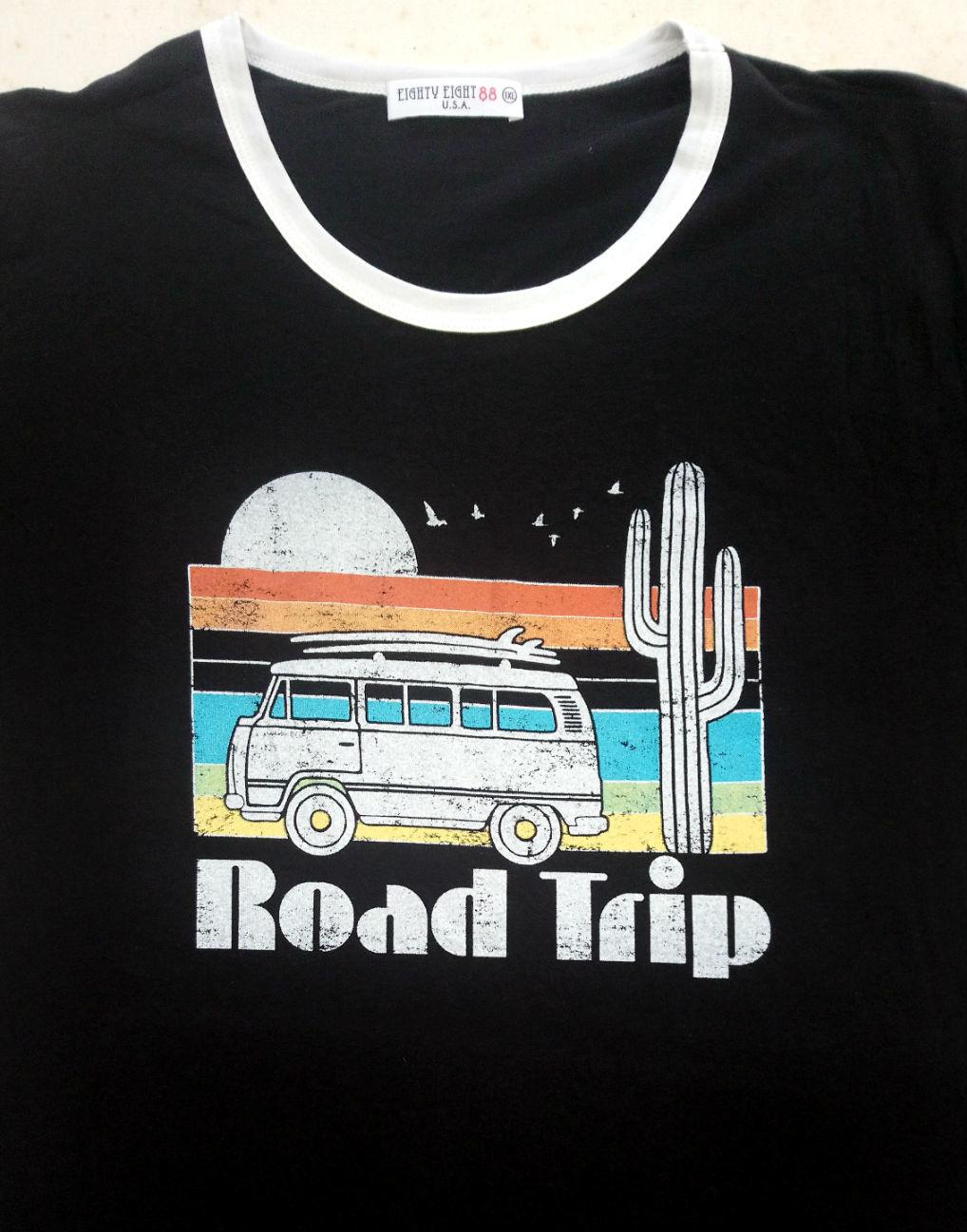 CURVY Road Trip Van Cactus Top