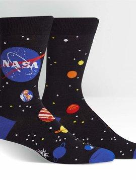 NASA Solar System Crew Socks