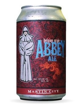 Martin City Abbey Ale Single